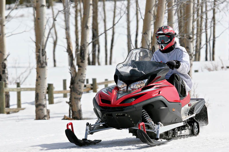 insurance for snowmobiles